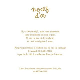 Faire Parts D Anniversaire De Mariage Inspirations Mon Faire Part Et Moi